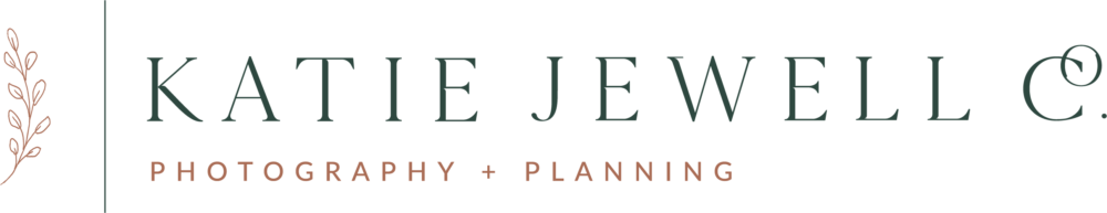 Business logo for Katie Jewell Co.